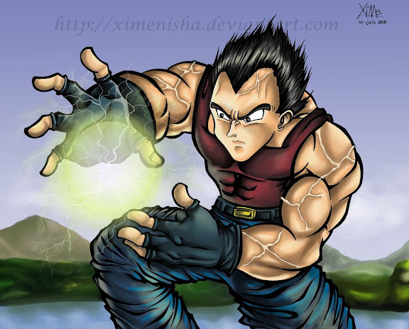 Vegeta Final by XimeniSHA Megapost   Imagenes de Dragon Ball   Parte 3   Vegeta