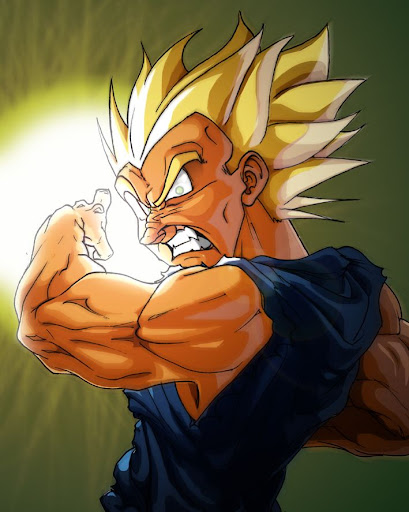 Vegeta Revisited by DreZX Megapost   Imagenes de Dragon Ball   Parte 3   Vegeta