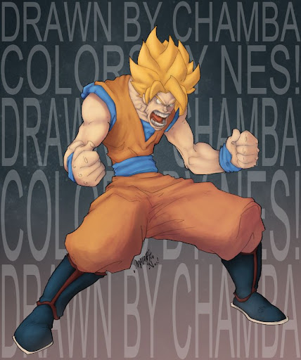 Megapost - Imagenes de Dragon Ball - Parte 2 - Goku
