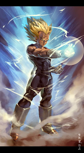 majinvegeta by henryz Megapost   Imagenes de Dragon Ball   Parte 3   Vegeta