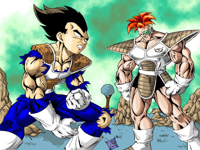 group22 Megapost   Imagenes de Dragon Ball   Parte 3   Vegeta
