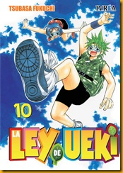 Ley Ueki 10