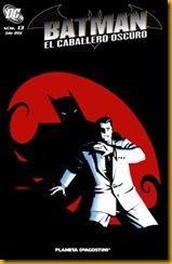 Batman Caballero Oscuro 13