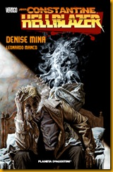 Hellblazer Denise Mina