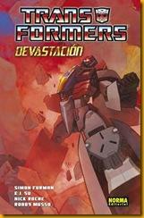Transformers Devastacion