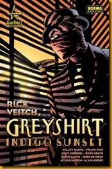 Greyshirt indigo