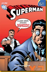 UDC Superman 6 Cover