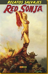 Red Sonja Relatos