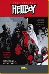 Hellboy Mascaras