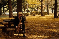 saxophone flickr image TSS 2010 04 11