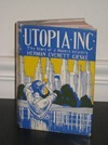 Utopia inc. by H.E. Gieske
