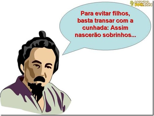 chineses e suas frases-1
