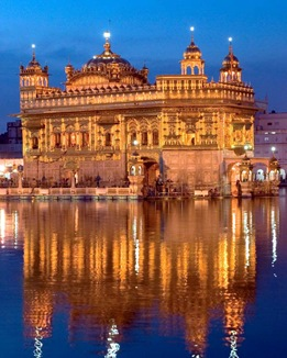 Kuil Sikh, Amritsar, India