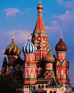 Onion Domes, Rusia