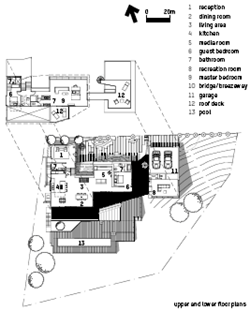 Jovanovich House Floor Plans