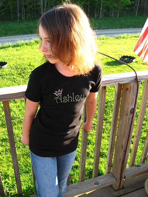 JustJen.com customized shirts