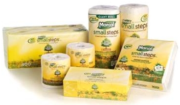 Marcal Small Steps - 100% recycled paper products