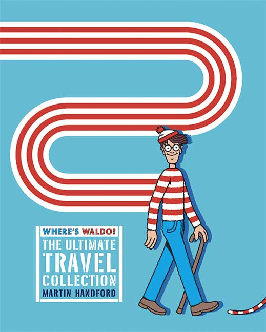 Where's Waldo? The Ultimate Travel Collection Book review
