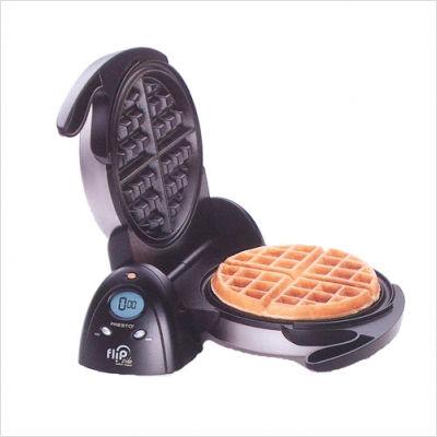 Presto FlipSide Belgian Waffle Maker from CSNStores.com