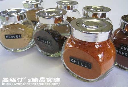 香料 Spices01