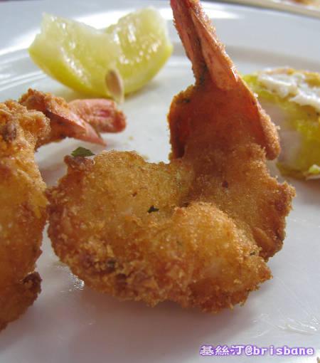 炸蝦 Fried Prawn