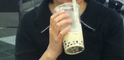 珍珠奶茶@Food Court