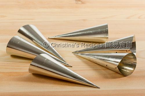 錐形模 Horn Moulds
