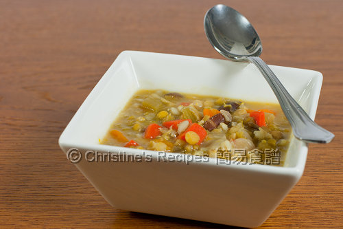  Hearty Peas Soup02