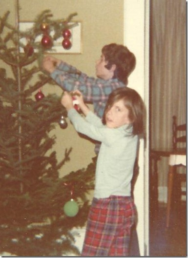 1975 xmas - DHF &amp; SMF