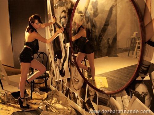 Kristen Jaymes Stewart desbaratinando linda sensual bella (51)