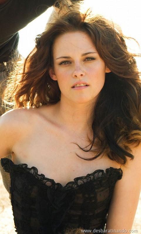 Kristen Jaymes Stewart desbaratinando linda sensual bella (22)