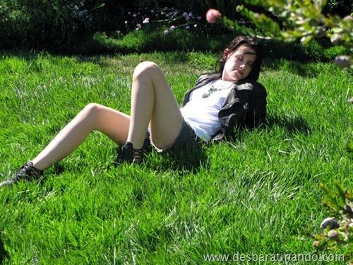 Kristen Jaymes Stewart desbaratinando linda sensual bella (24)