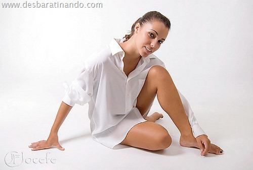 mulheres lindas sensuais camiseta masculina de homem roupa sensual (41)
