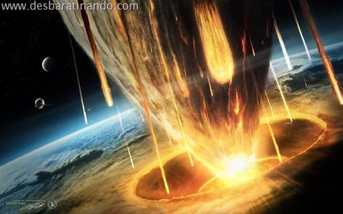 wallpapper desbaratinando planetas papeis de parede espaço planets space (36)