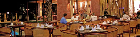 Gabah Restourant in Ramayana Hotel