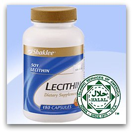 Shaklee Lecithin for Brain Alert