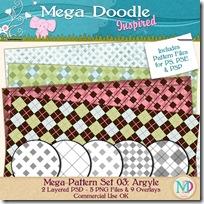 megadoodle_patternset03_argyle