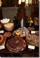Full Dessert Table