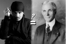 Romy Rafael & Henry Ford