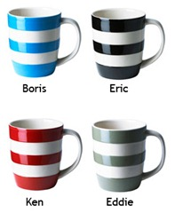 Mugs Named
