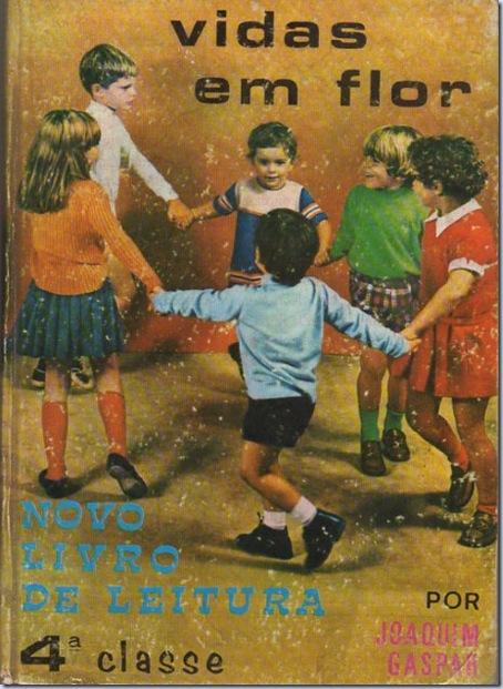 livro escolar vidas me flor sn1