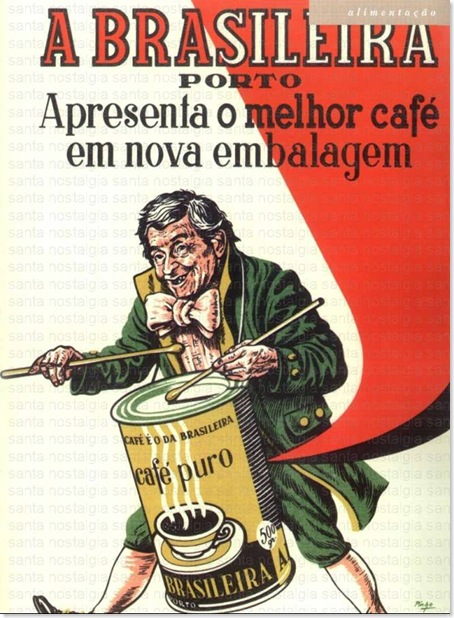 santa nostalgia cafe brasileira