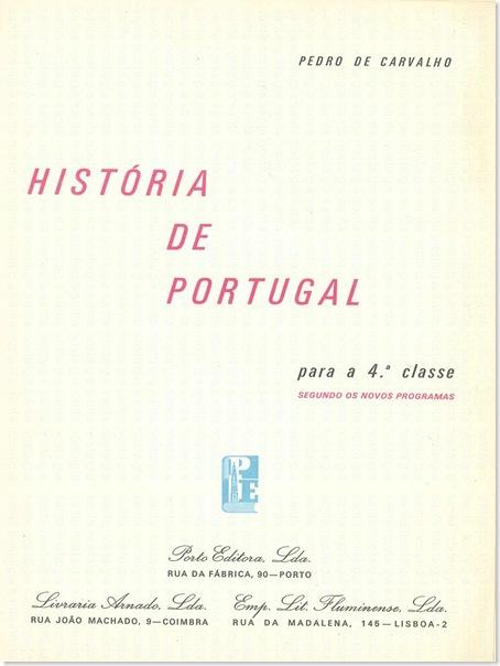 historia de portugal 4 classe santa nostalgia 1