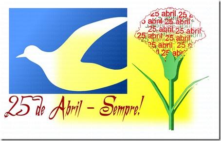 25 de abril sempre santa nostalgia