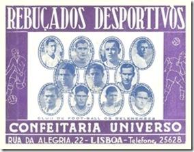 rebucados desportivos universal capa 2