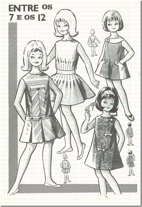 vestuario anos 60 p92