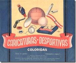 caricaturas desportivas coloridas ccapa