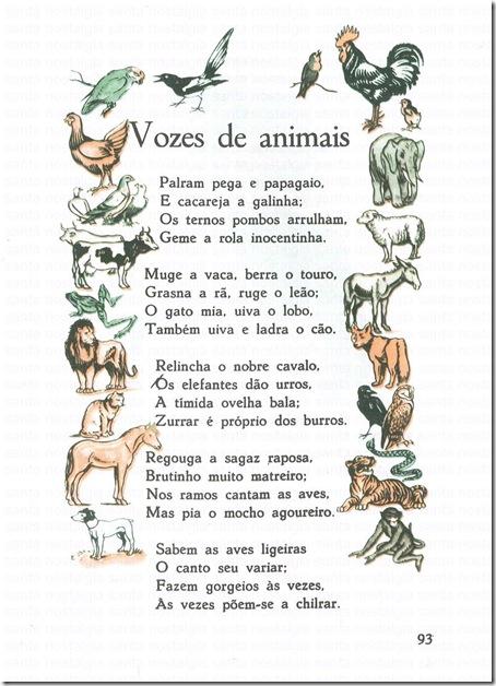 a voz dos animais 01