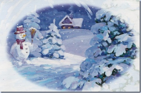 balada da neve santa nostalgia 2