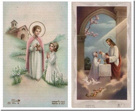 santinhos da comunhao solene santa nostalgia_001